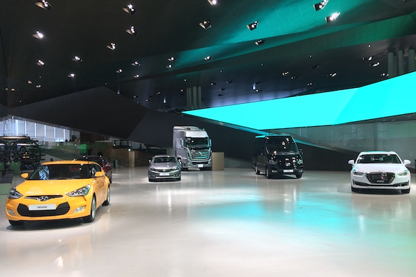 這裡不賣車,Hyundai 在韓國新開的汽車主題公園在做什麼?(內有影片)