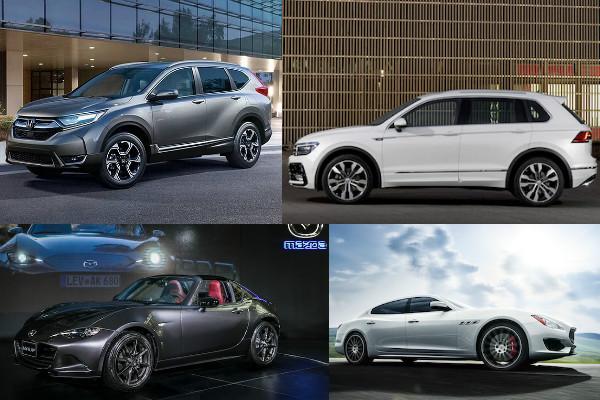 能源局 3 月耗能資料公佈,第五代 Honda CRV 1.5 升油耗終於曝光!
