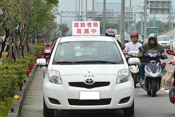 增加路考真的擾民嗎?交通部用數據告訴你!