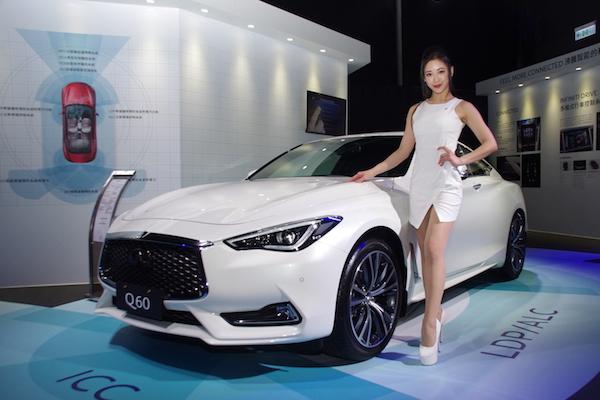 今天發表的頂級性能轎跑 Q60 ,為何 Infiniti 那麼看重?