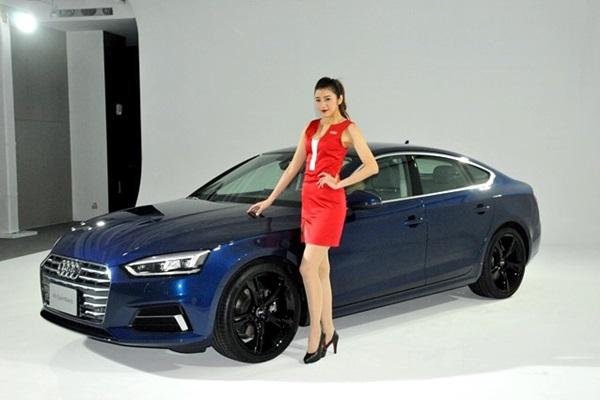 展現最新家族風格!Audi 全新 A5 Sportback 台灣亮相!(內有相片集)