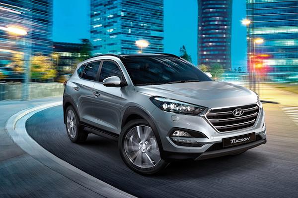 國產休旅新車預接單曝光,Hyundai Tucson 新增 1.6 升汽油動力有哪些配備?