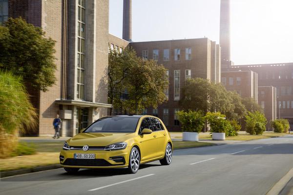 Volkswagen 第七代 Golf 小改款,台灣配備及預售價曝光!