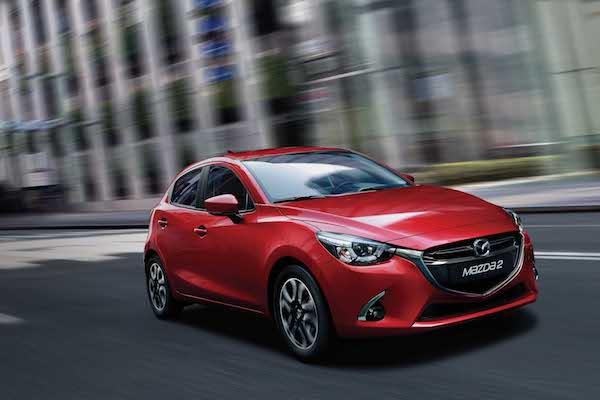 調漲 1 萬元的 18 年式 Mazda 2,多了哪些實用配備?