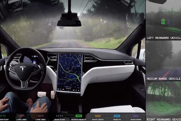 Tesla 自動輔助駕駛台灣到底何時開放?官方終於正式回應!