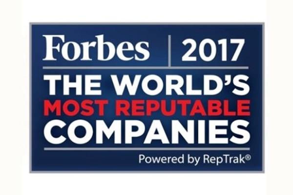 2017 年全球百大聲譽最佳企業,前 10 名竟沒有汽車品牌!原因為何?
