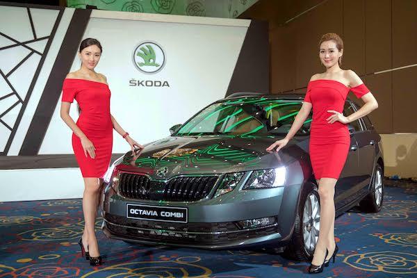 擺明搶國產中型房車市場,9 氣囊 Skoda New Octavia 入門車居然不到 80 萬元!