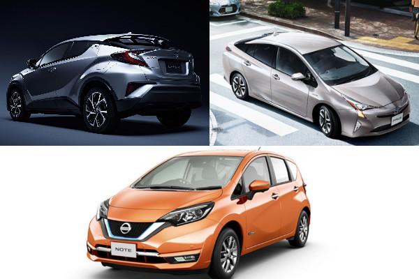 日本汽車 4 月銷售排行出爐,高話題跨界休旅終於拿下第一名!