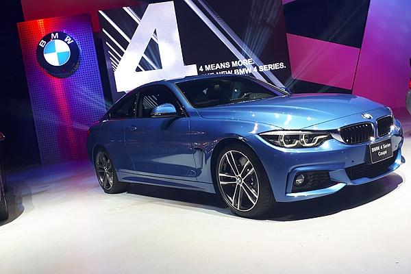 數字魔咒?才不! BMW 4-Series 賣得特好又發表小改款車型