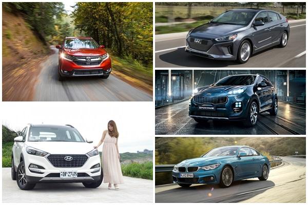 能源局 4 月耗能證明出爐!第五代 Honda CR-V 動力配置竟有變動?
