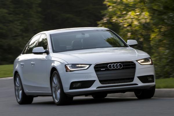 超過 2,000 輛的 Audi 車台灣將召回 最多人買的 A4 也在行列中