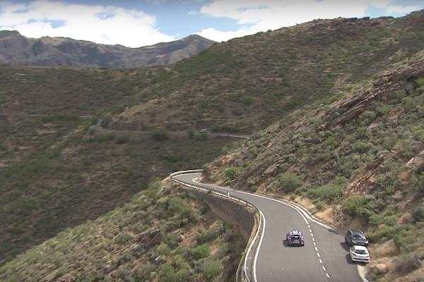 從一輛失控的拉力賽車,看到公路護欄有多重要!(內有影片)