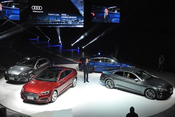 品牌最美車款!Audi A5 全新世代正式登陸台灣!(內有相片集)