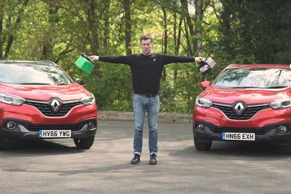 還在煩惱柴油與汽油怎麼選?專業車媒給了答案!(內有影片)