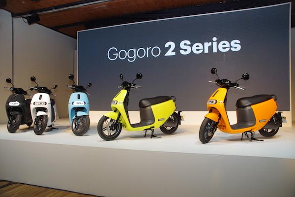 續航力提高的 Gogoro 2 今天發表,售價真的逼死 125c.c. 機車!