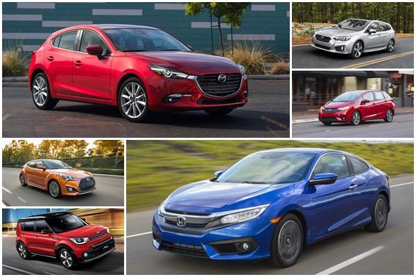 誰是年度 10 大最棒的平價車?美最大汽車估值公司選出來了!