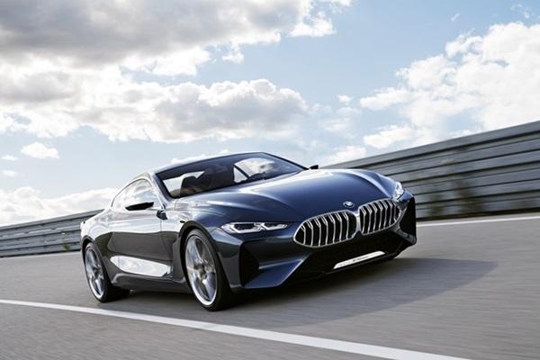 BMW 為了對決死對頭,數字家族老大 8 系列回歸在即!(內有相片集)