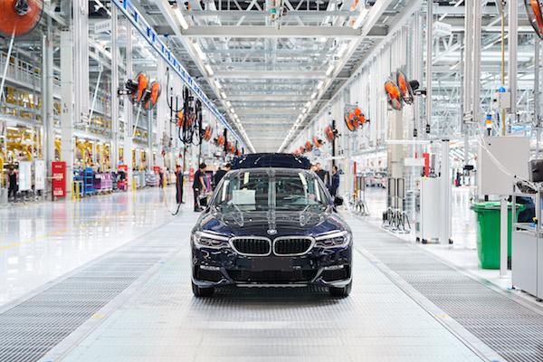 BMW 德國驚傳停工!你剛下訂的 3 系列房車可能要再等等?
