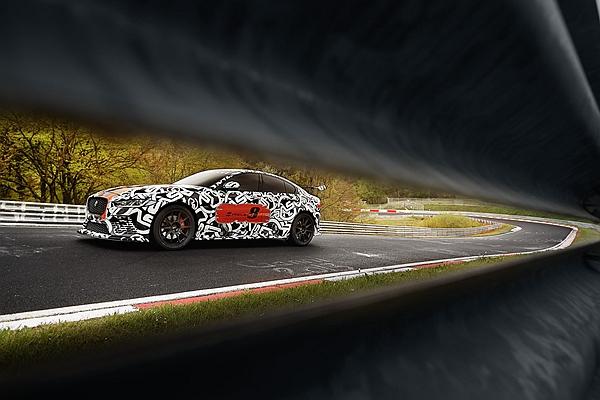 600 匹超跑等級 Jaguar XE 高性能房車將現身!德國、義大利車廠緊張了?(內有影片)