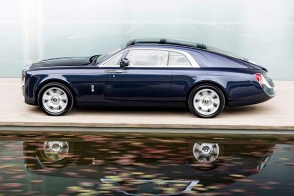 重新定義「奢華」,Rolls-Royce 這款車的價格竟逼近 4 億?(內有影片)