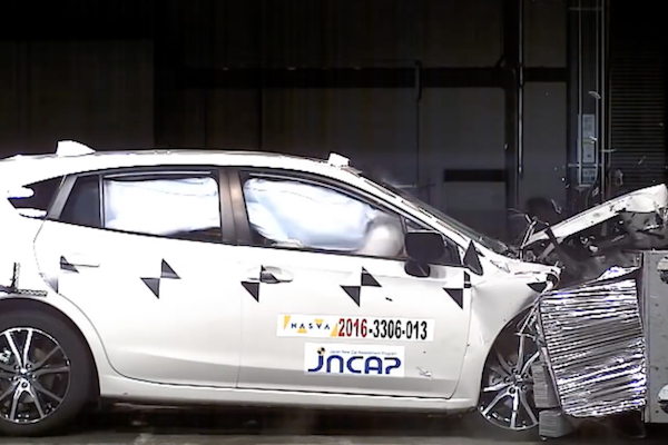 日本公布碰撞安全 5 顆星評價車款,第一名總得分創下歷史新高!