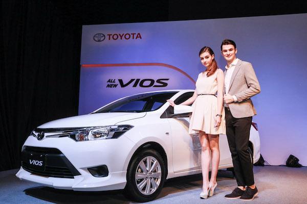 Toyota Yaris/Vios 新增主動安全配備,同級小車中跑第一!