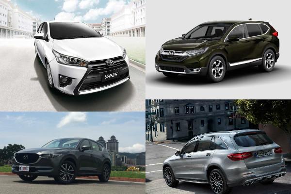2017 年 5 月汽車銷售排行,進口車佔有率正式突破 40%!