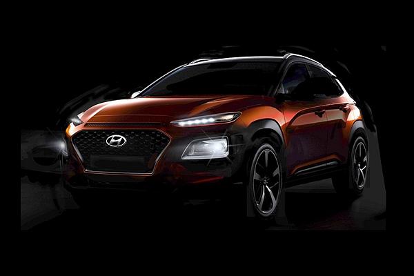 造型、座艙科技都創新, Hyundai 全新都會 SUV 將力拼眾對手?