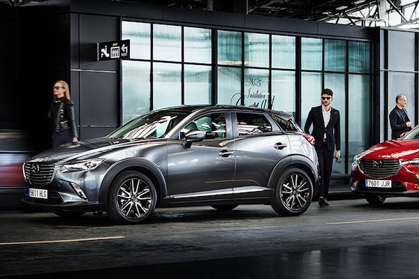 Mazda CX-3 公布最新油耗報告,這個測試新標準你一定要知道!