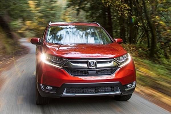 史上最貴 Honda CR-V 1.5S 台灣將上市,與 Mazda CX-5 汽油旗艦相比誰佔優勢?