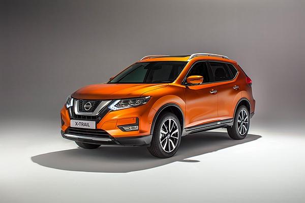 歐規小改 Nissan X-Trail 登場,半自動駕駛系統入列!(內有相片集)