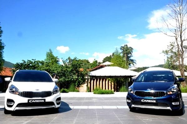 遠超同級的安全表現,國產 5+2 人座 MPV Kia Carens 改款上市!