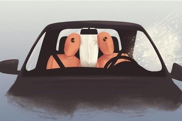 車輛安全就該全方位!這款防護氣囊未來有望列為標準配備!