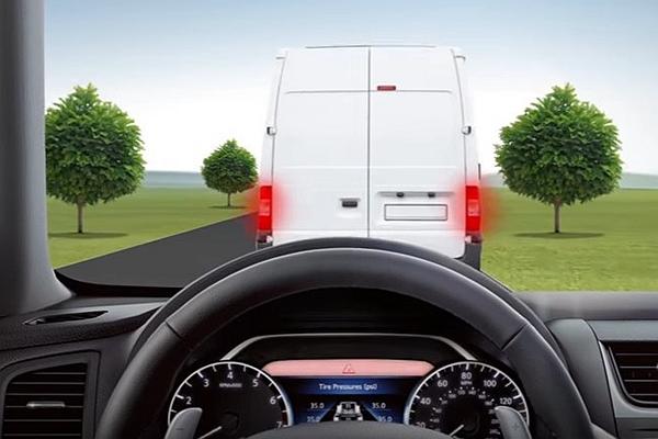 防範追撞三寶!美國 Nissan 將自動煞車系統列為標配(內有影片)