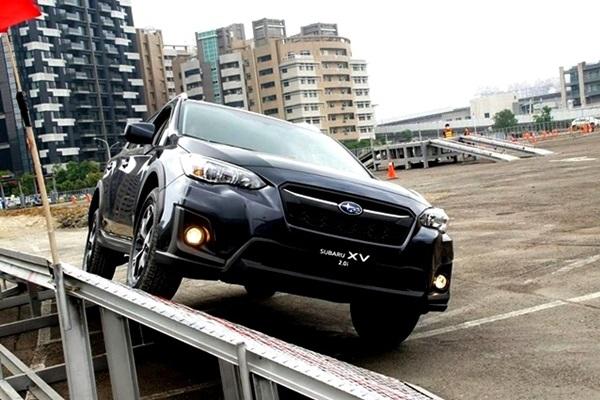 各式險峻地形試駕體驗,全新 Subaru XV 證明越野只是小 Case!(內有相片集)