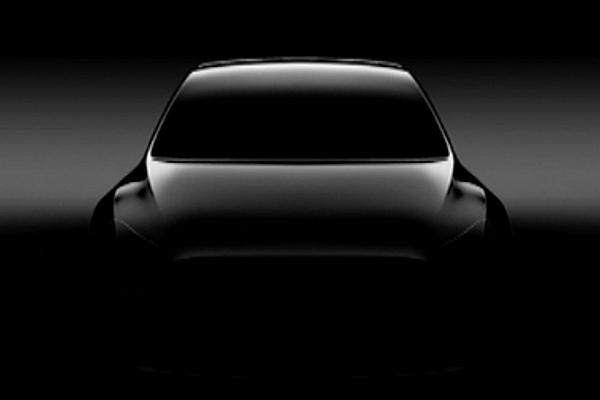 Model 3 還沒量產 Model Y 就預告現身, Tesla 打的算盤是?