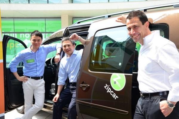世界最大汽車共享平台 Zipcar,進軍亞洲第一站選擇台北的原因是?
