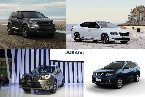 外媒:新車第一年故障率最高的前 10 名是...