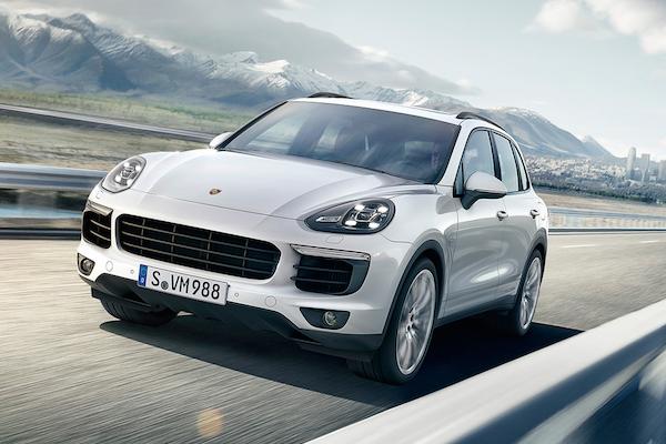 德國媒體實測爆料,Porsche Cayenne 柴油版疑排放超標!