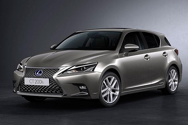 不是要停產?日本 Lexus 發表新年式 CT200h 增配安全防護系統!