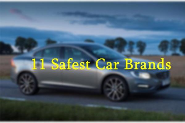 全球 11 大最安全汽車品牌出爐,這個平價品牌竟殺入前 5 名!