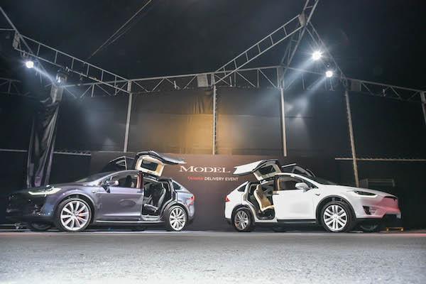 除了休旅車 Model X 在台灣正式發表,Tesla 還宣布哪些事?