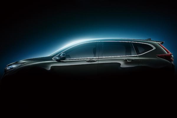 台灣本田公布 CR-V 第五代預購成績,最貴車型反而賣最好!