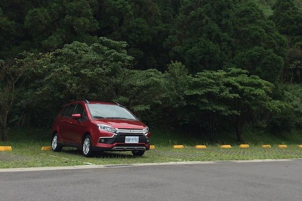 新手駕駛順順開也心安 多了盲區偵測的 Mitsubishi Colt Plus 小改款試駕
