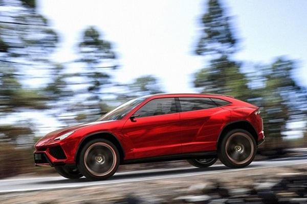 Lamborghini 首款休旅問世倒數計時,執行長訂下超狂銷售目標!