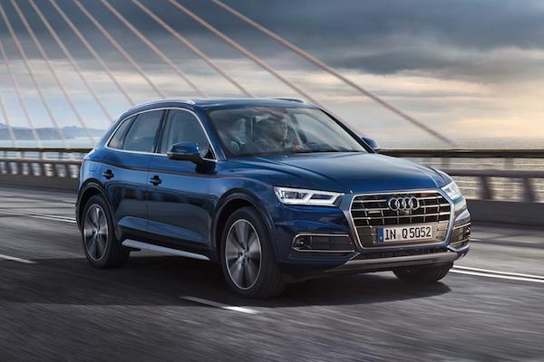 7 月即將在台灣上市,新一代 Audi Q5 的四輪傳動技術更聰明了!