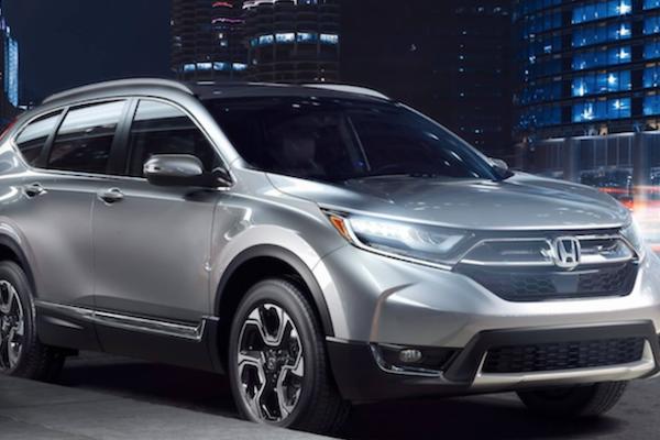 Honda CR-V 第五代發表在即!這 11 點和前一代大不同