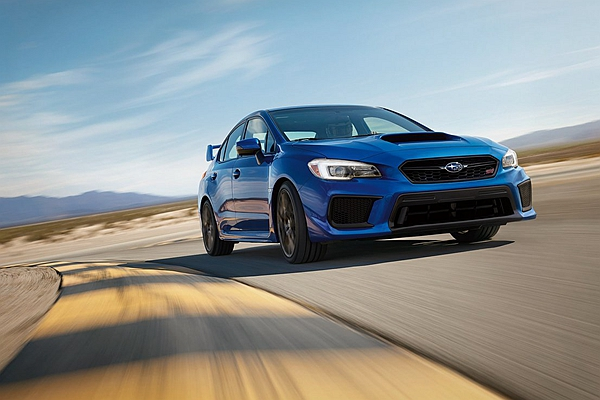 Impreza 改款後換 WRX ? Subaru:至少還要好幾年!