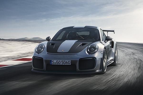 史上最強 911 車型!全新保時捷 911 GT2 RS 叫戰超跑(內有影片)