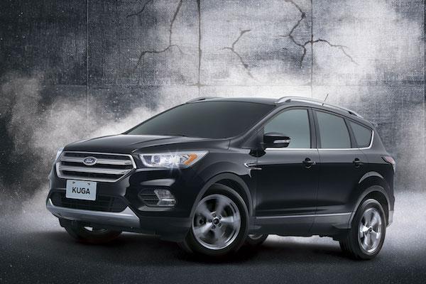 99.9 萬元的戰爭!Ford Kuga 勁化未來版配備和 Honda CR-V 1.5VTi-S 一較競爭力
